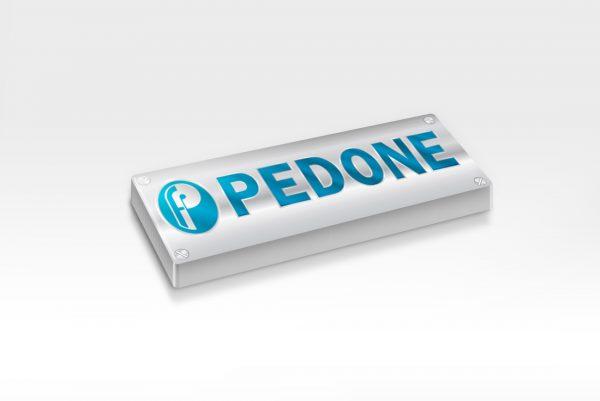 Logo design Pedone