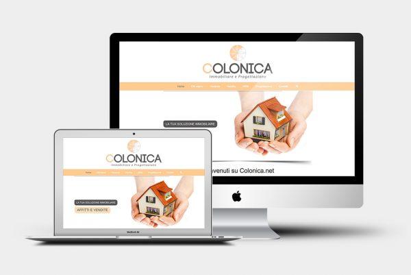 Sito web Colonica