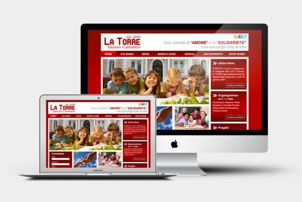 Design grafico La Torre