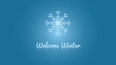 inverno vettoriale