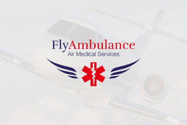 Logo Fly Ambulance