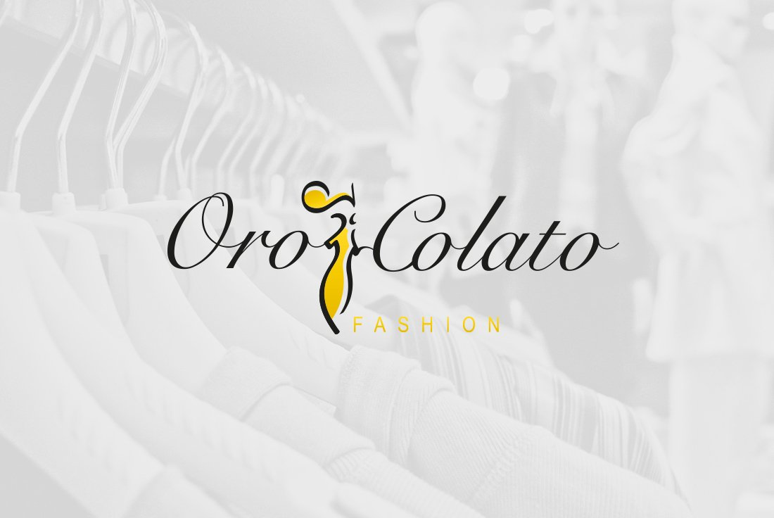 Logo Design Orocolato Fashion