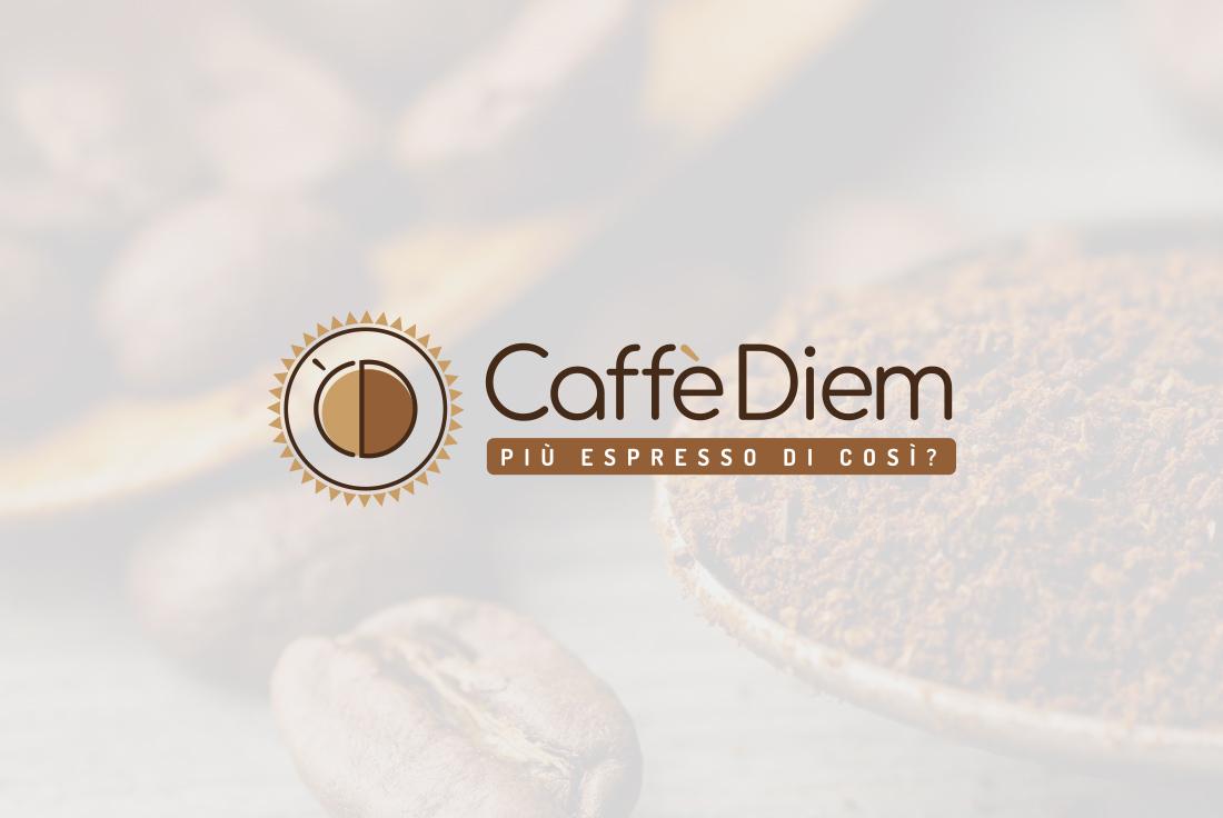 Logo Design Caffè Diem