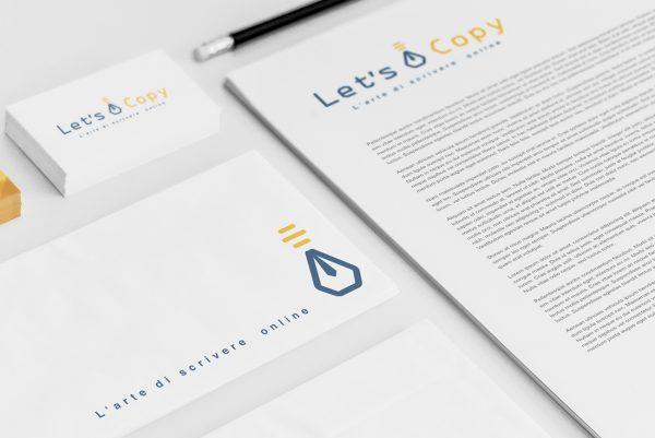 Coordinato aziendale Let's Copy