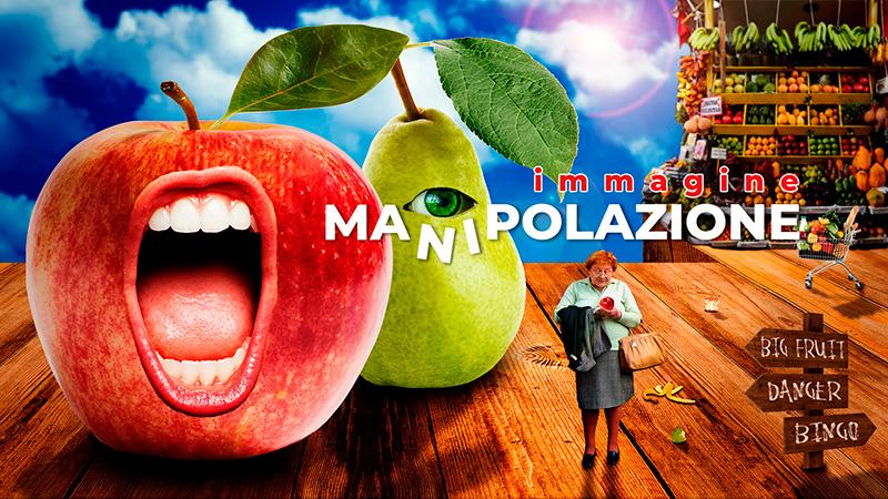 manipolazione immagine photoshop