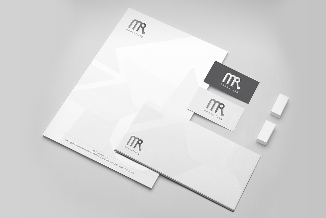Logo Design Mr Consulting