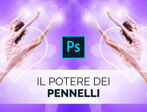 Pennelli di photoshop, uso creativo