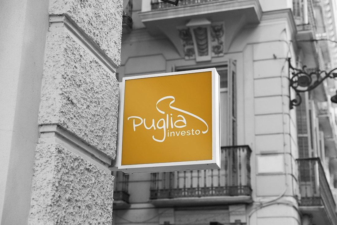 Logo Design Puglia Investo