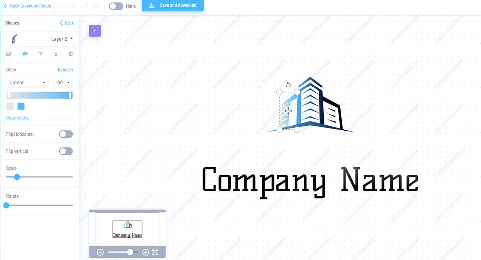 creare logo gratis