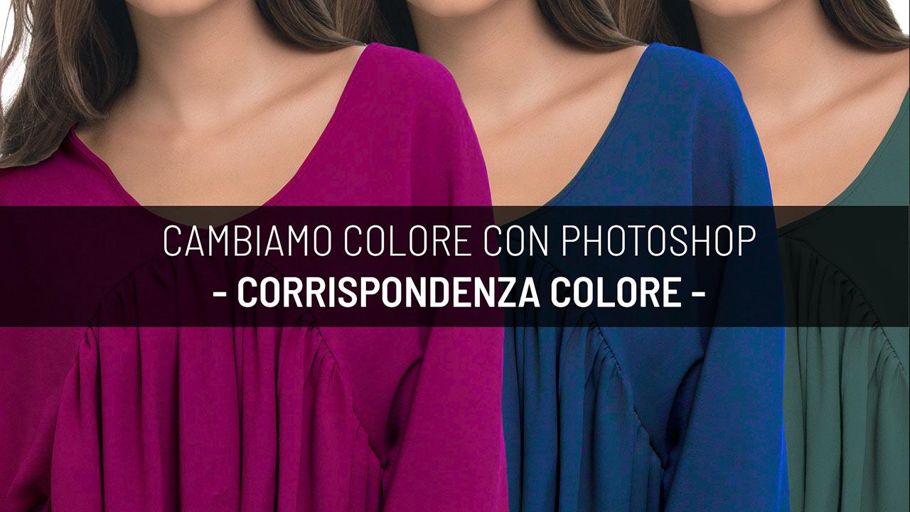 sostituire colore photoshop