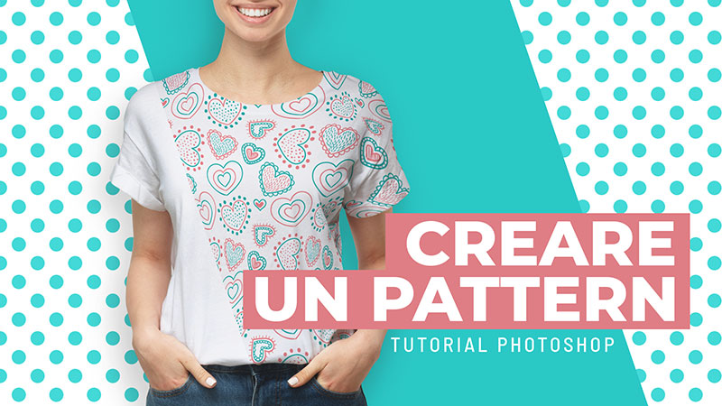 creare pattern photoshop