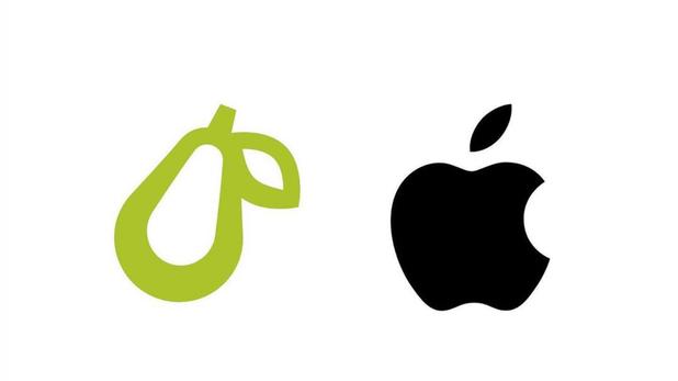 logo apple contro Prepear
