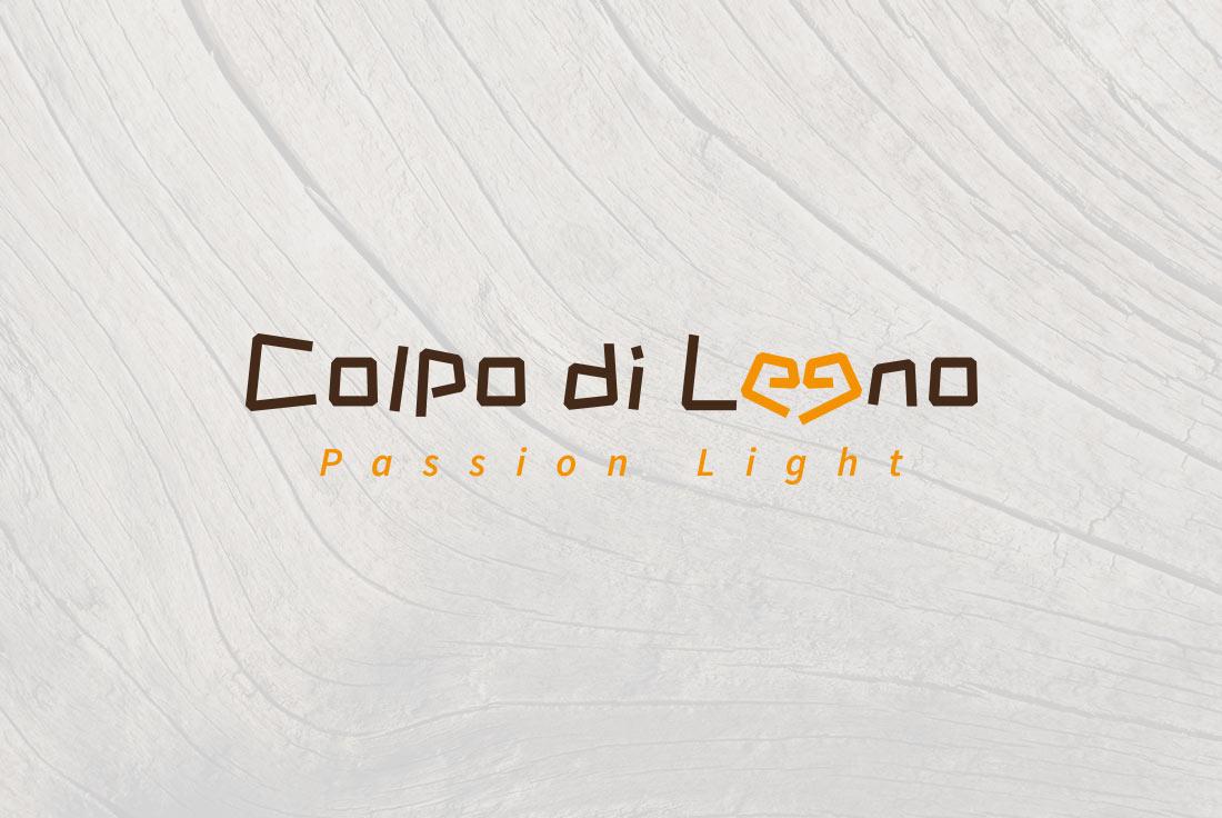 Logo Design Colpo di Legno