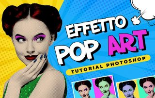 effetto pop art photoshop