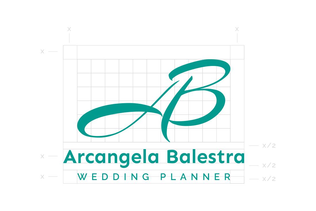 logo monogramma griglia