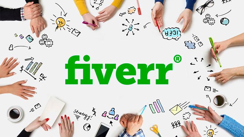 fiverr come funziona