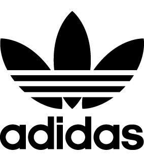 logo adidas trifoglio