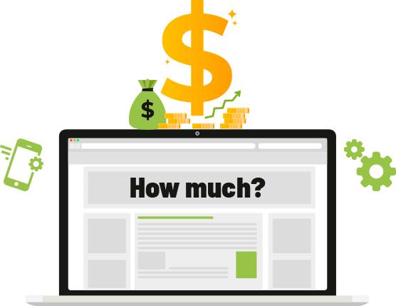 quanto costa fare un sito web