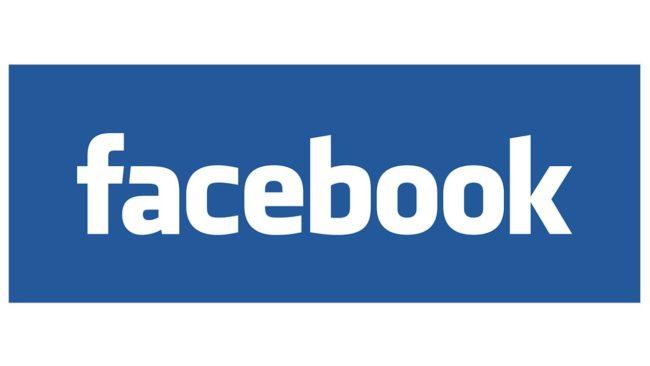 Logo facebook 2005 2015