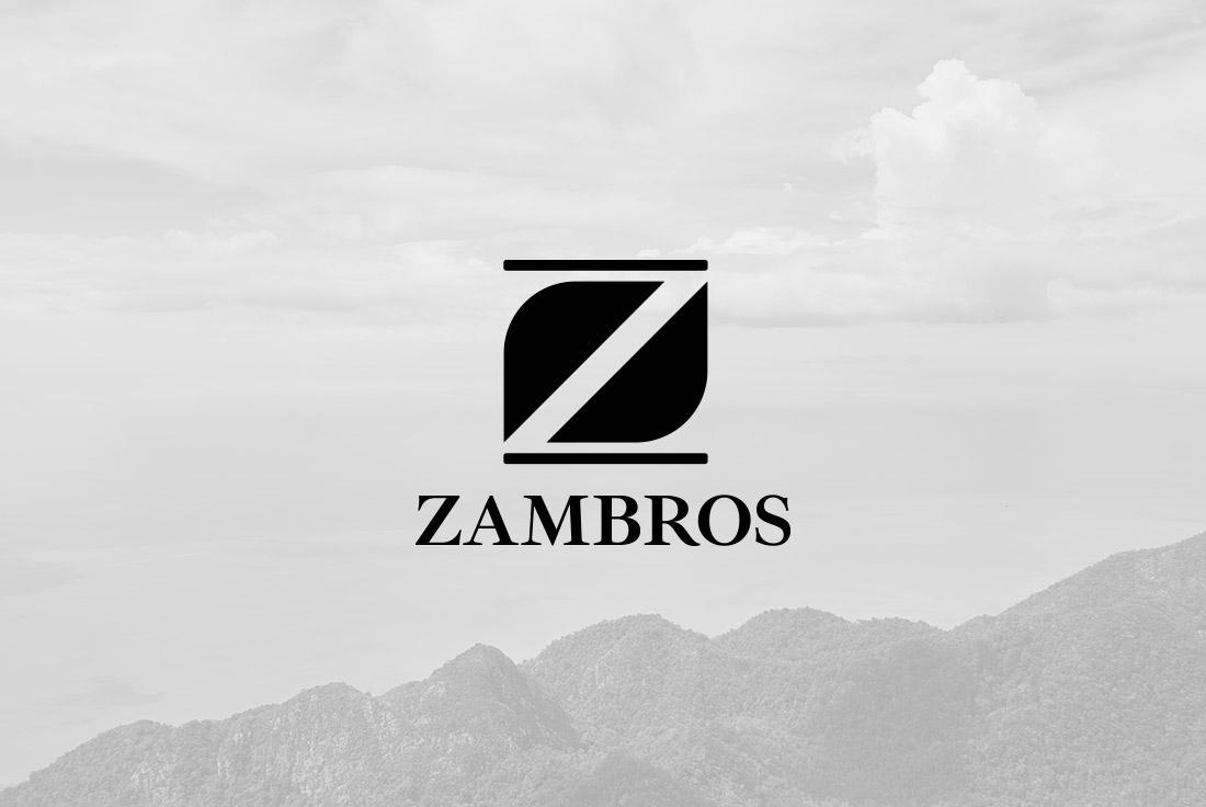 Logo design per Zambros