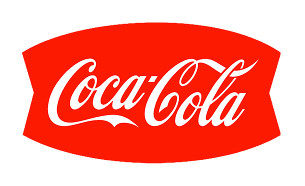 logo coca cola 1960