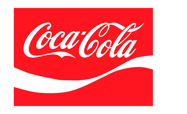 logo coca cola Dynamic Ribbon