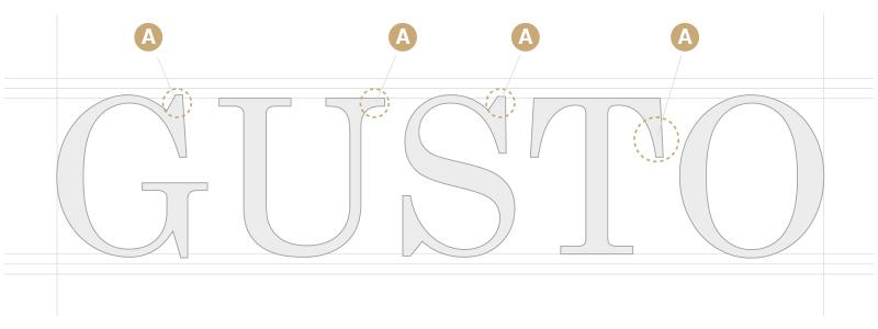 logo ristorazione progettazione