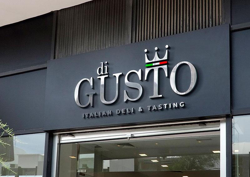 presentazione logo ristorazione