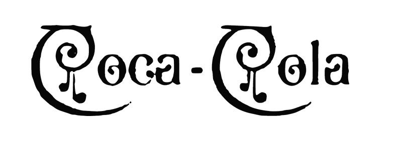 secondo logo coca cola