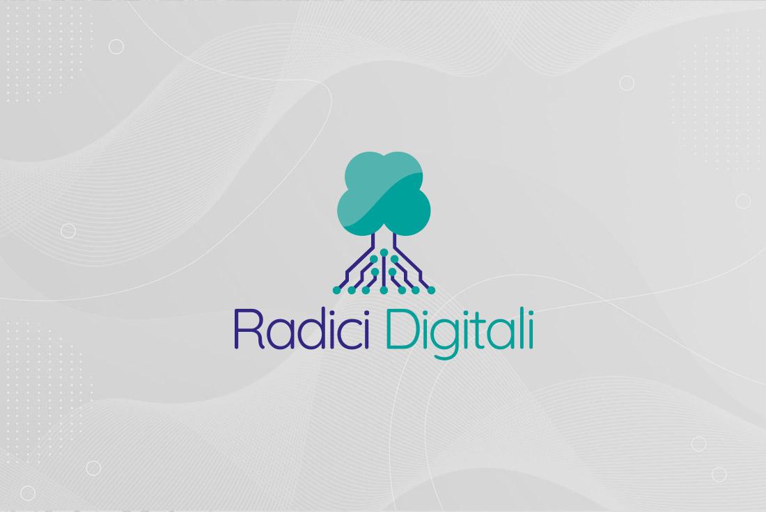 logo design radici digitali