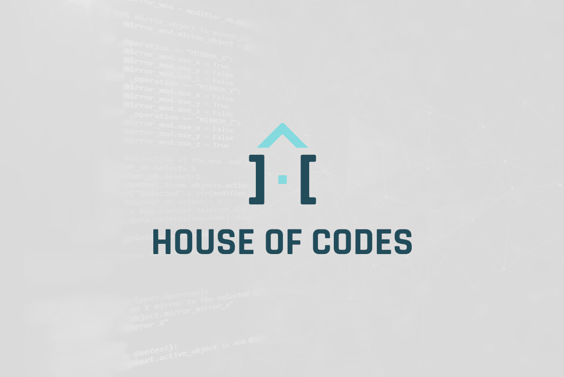 Logo design House of Codes