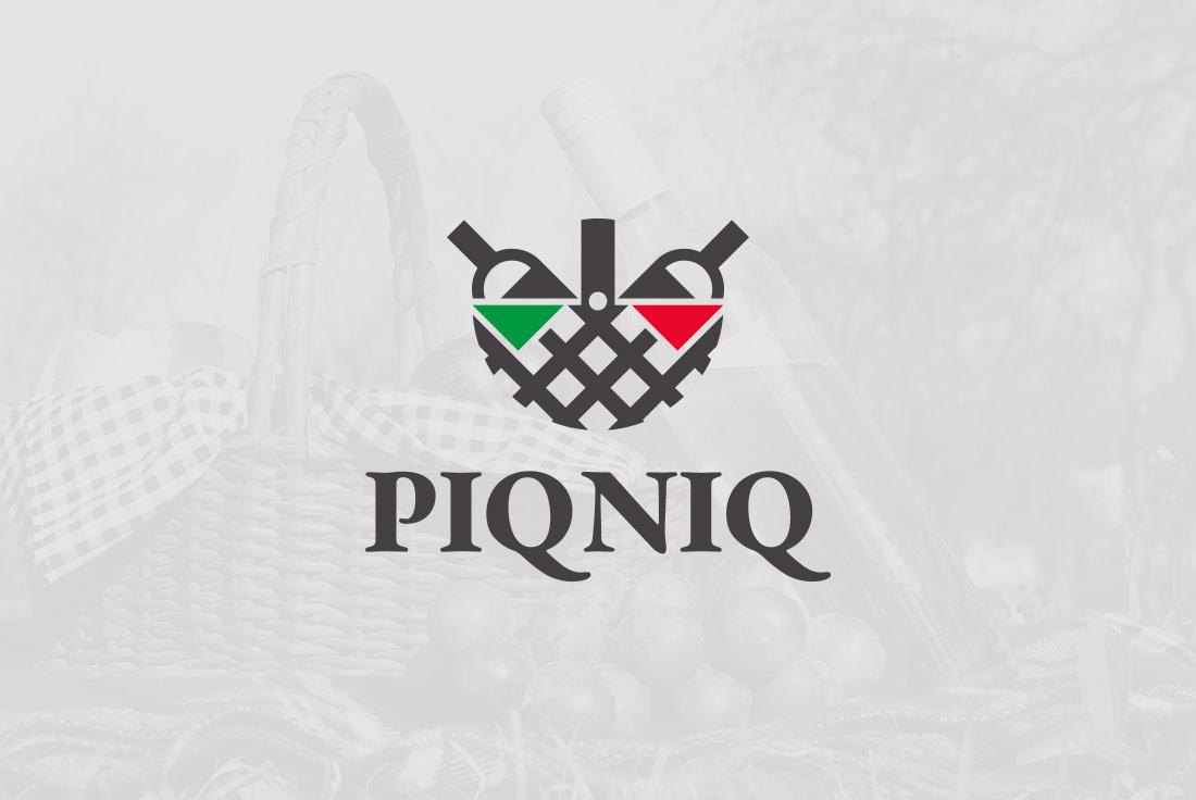 Logo design Piq Niq