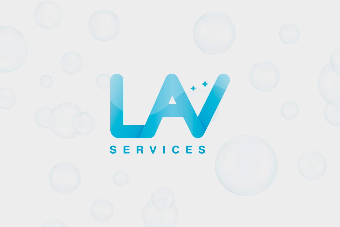 Logo per Lav Services