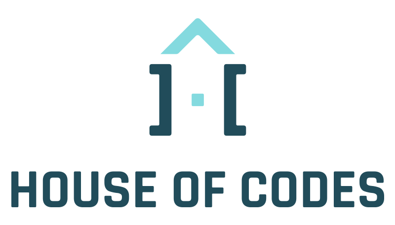 progetto logo House of codes