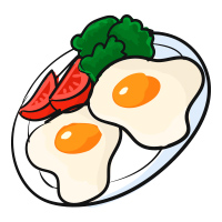 una colazione proteica