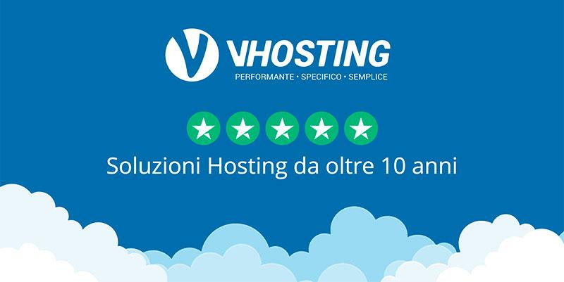 migliore hosting italiano VHosting
