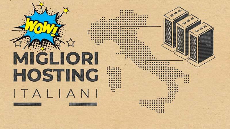 migliori hosting italiani