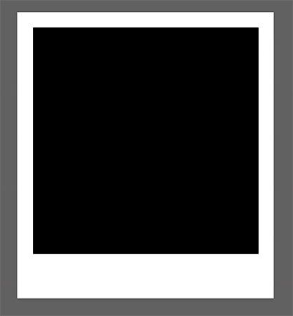 layout polaroid