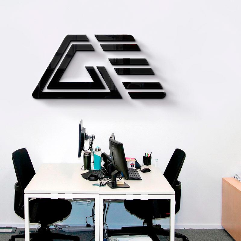 logo versione 3d