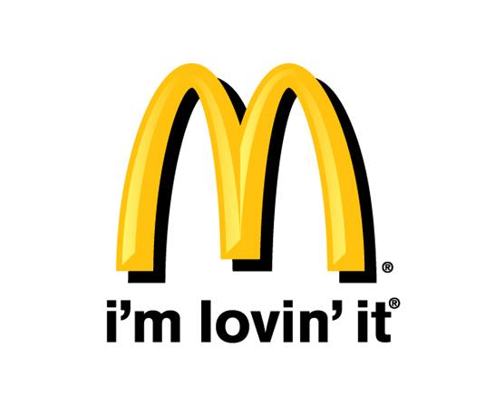 logo mcdonalds - i'm lovin'it