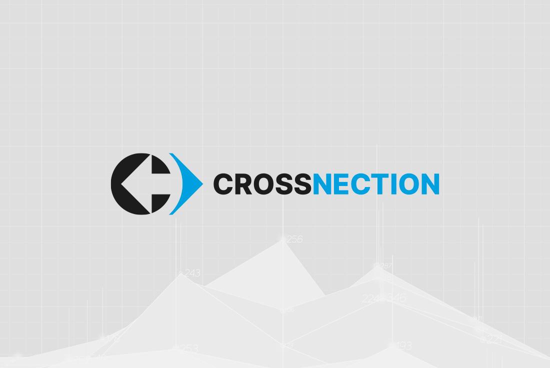 Logo design per Crossnection