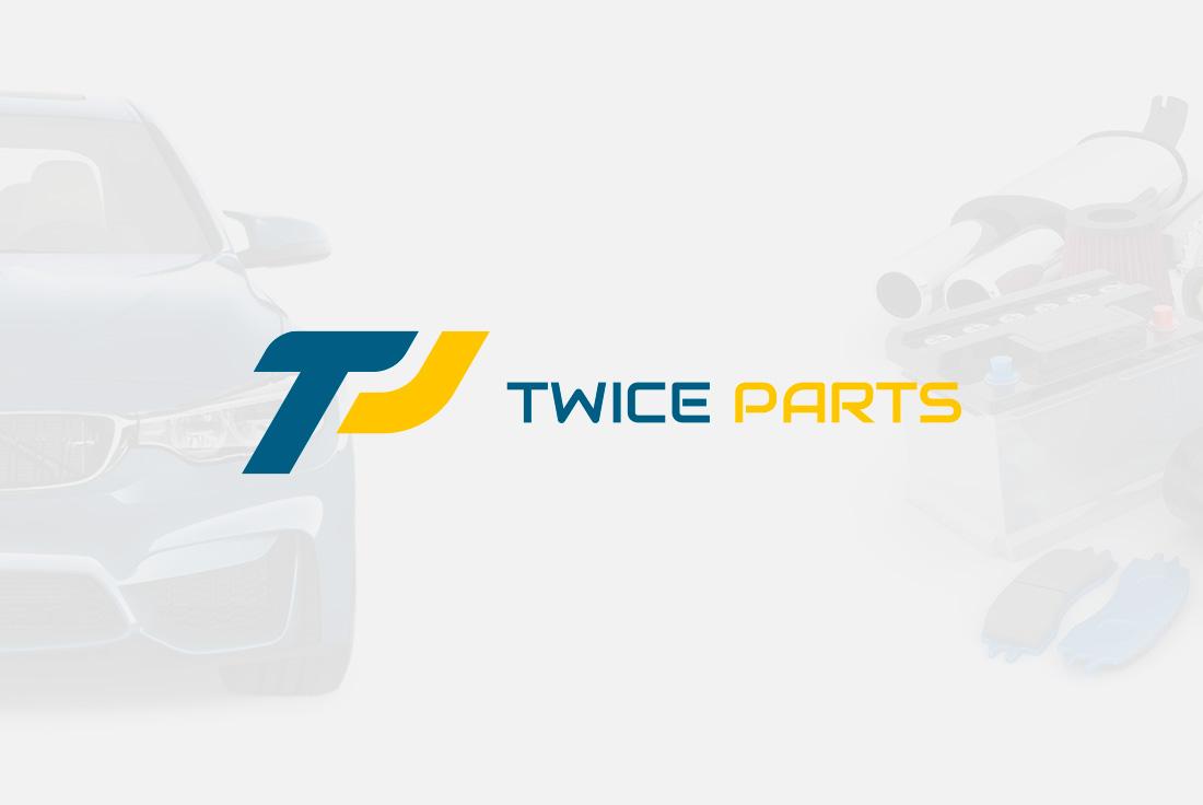 Logo design Twice Parts