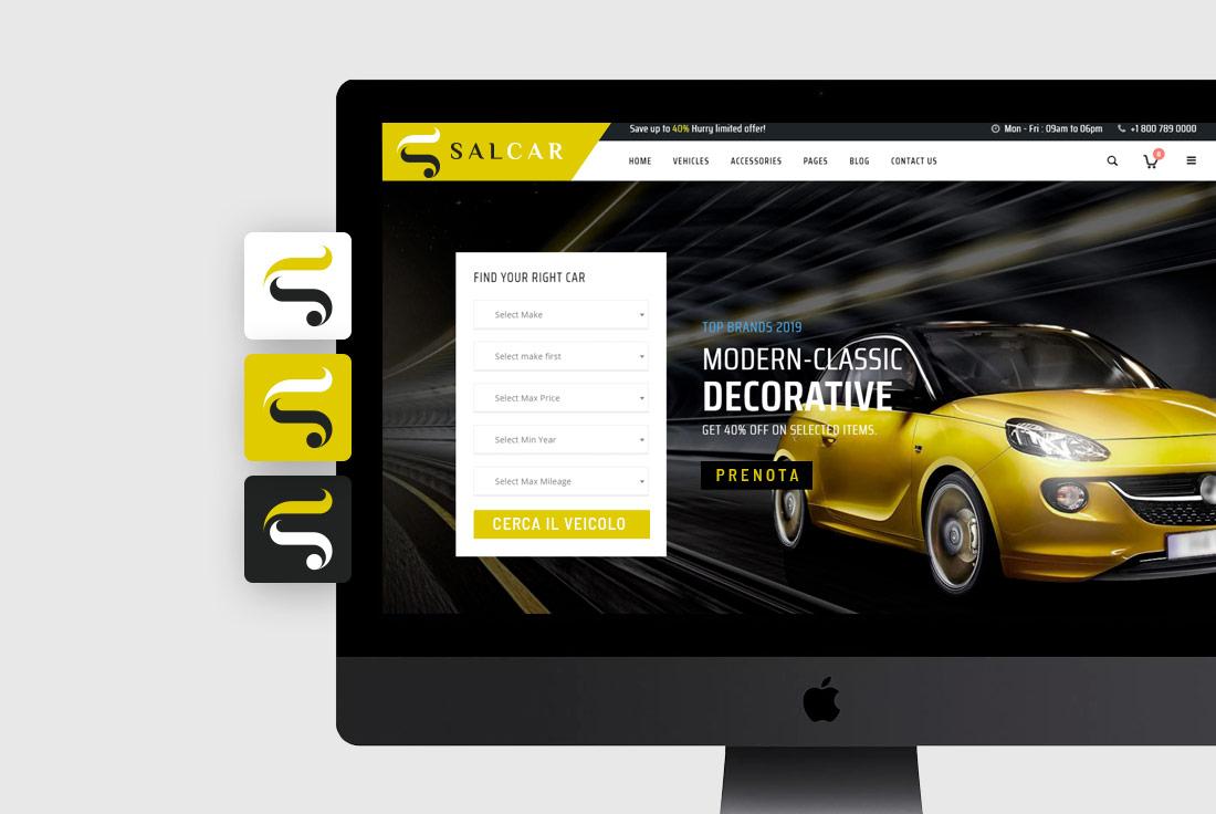 Logo Sal Car