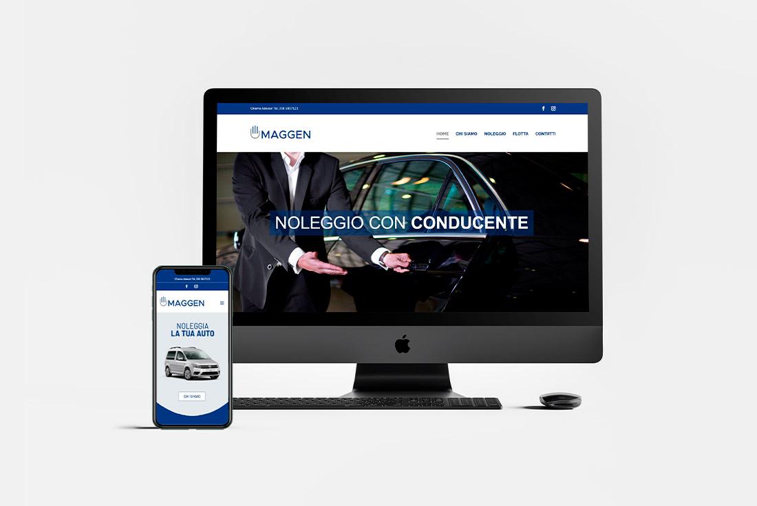 sito web maggen