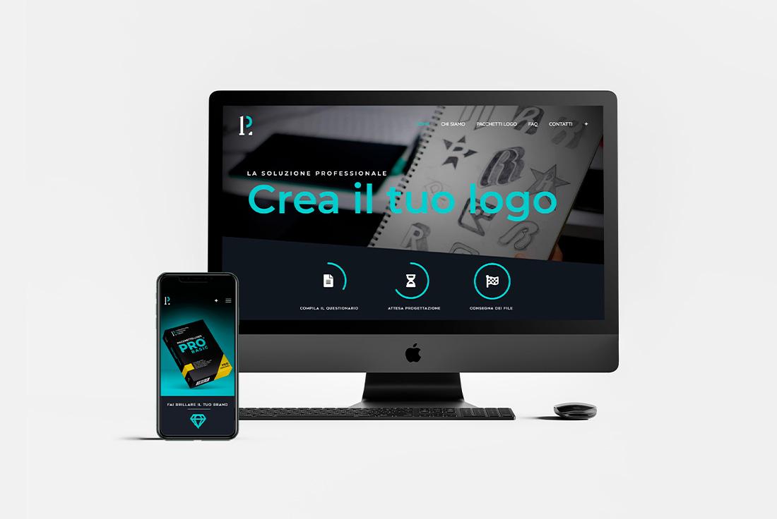 Sito web Professione Logo