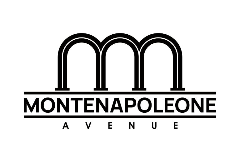 caso studio logo montenapoleone avenue