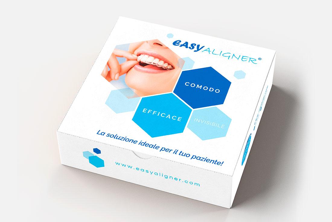 Creazione packaging easyaligner