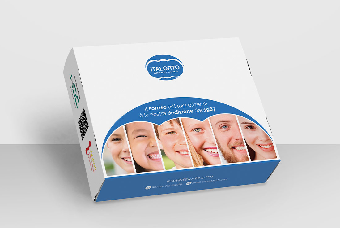 Creazione packaging Italorto
