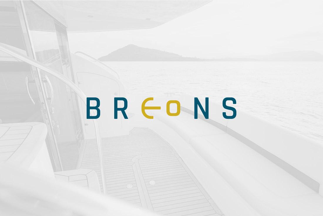 Logo Design Breons