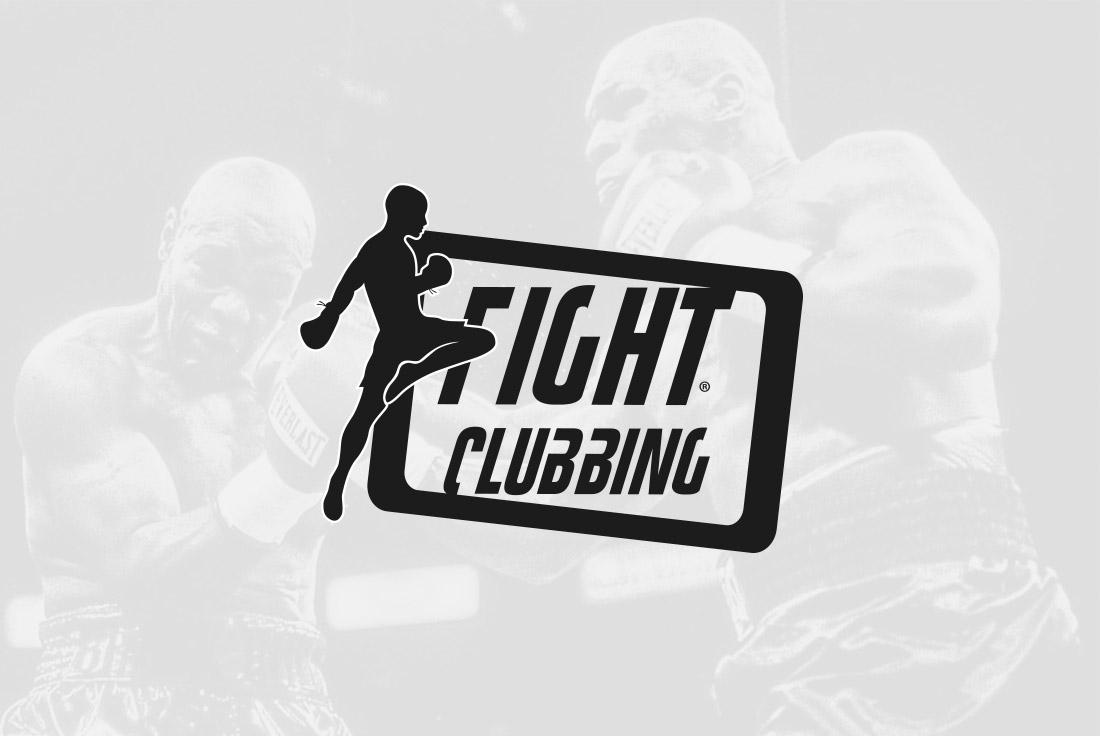 logo design fight clubbing